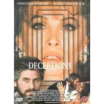 DECEPTIONS (1985) Stars Stephanie Powers