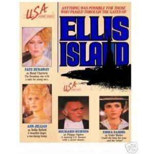ELLIS ISLAND (1984) full mini-series. Richard Burton