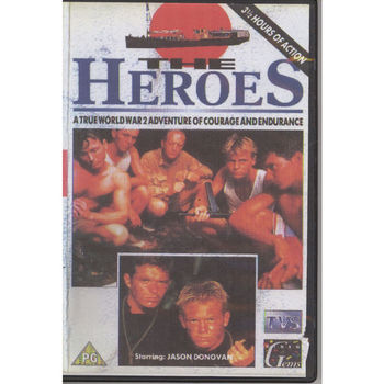 HEROES (1988) and HERO'S 2, THE RETURN (1990)