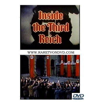 INSIDE THE THIRD REICH (1982) A 3-Part ABC TV Mini-Series.Rutger Hauer
