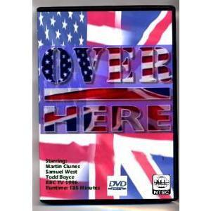 OVER HERE (1996) BBC 2-PART COMEDY DRAMA (MARTIN CLUNES)