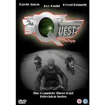 The Quest Trilogy (2002) on DVD. David Jason