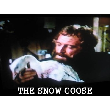The Snow Goose (1971) Richard Harris RARE DVD