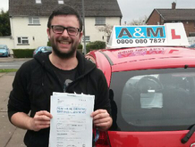 Driving Lessons Horfield Bristol
