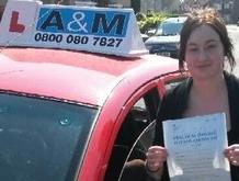 Driving Lessons Mangotsfield Bristol