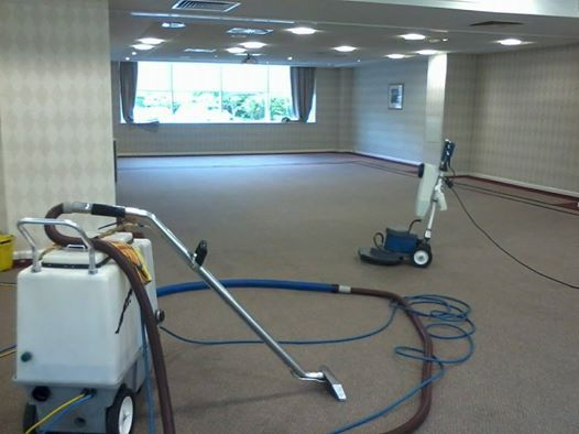 Hotel Carpet Cleaning in Cardiff