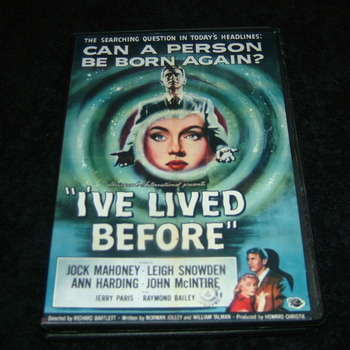I'VE LIVED BEFORE 1956 DVD