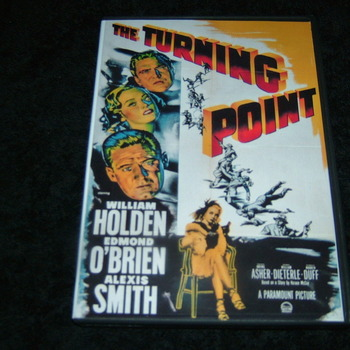 THE TURNING POINT 1952 DVD