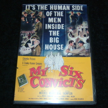 MY SIX CONVICTS 1952 DVD