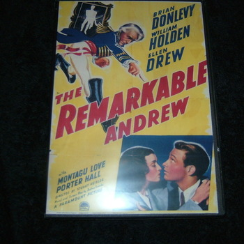 THE REMARKABLE ANDREW 1942 DVD