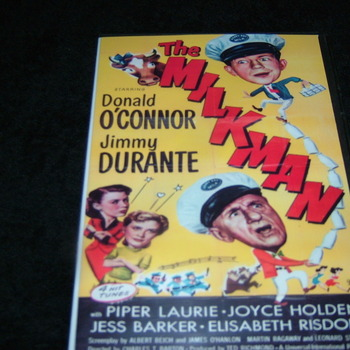 THE MILKMAN 1950 DVD