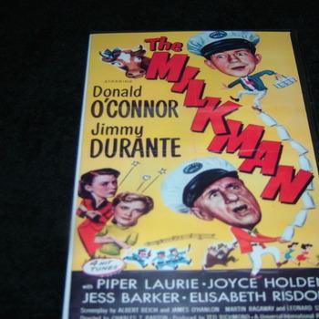THE MILKMAN 1950 DVD