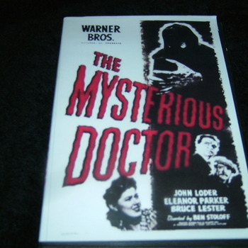 THE MYSTERIOUS DOCTOR 1943