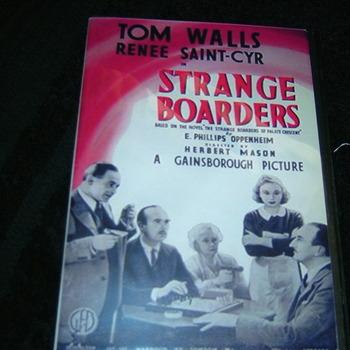 STRANGE BOARDERS 1938 DVD