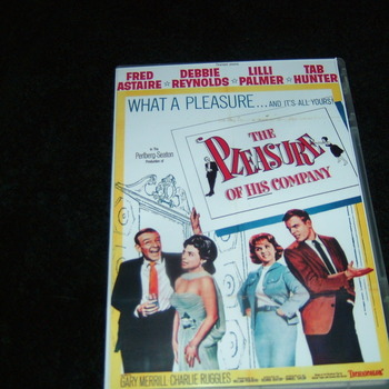THE PLEASURE OF HIS COMPANY 1961 DVD