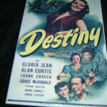 DESTINY 1944 DVD