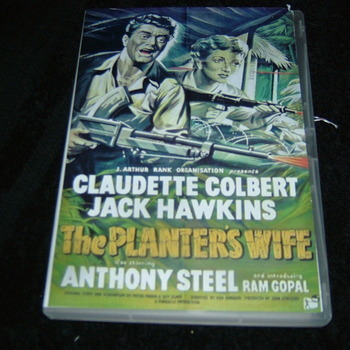 THE PLANTER'S WIFE 1952 DVD