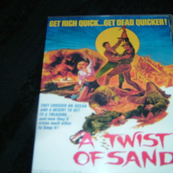 a twist of sand 1968 dvd