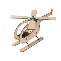 Solar Powered Helicopter Kit (SG4004)