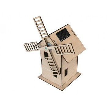 Solar Powered Windmill Kit (SG4002)