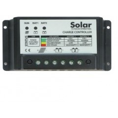 10A Dual Battery Charge Controller (STCC10)