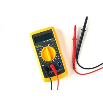 Digital Solar Performance Meter (SDGM01)