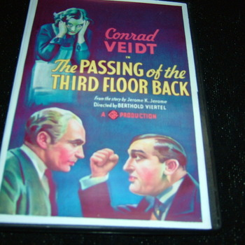 PASSING OF THE THIRD FLOOR BACK 1935 DVD