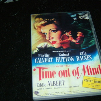 TIME OUT OF MIND 1947 DVD
