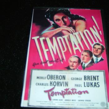 TEMPTATION 1946 DVD