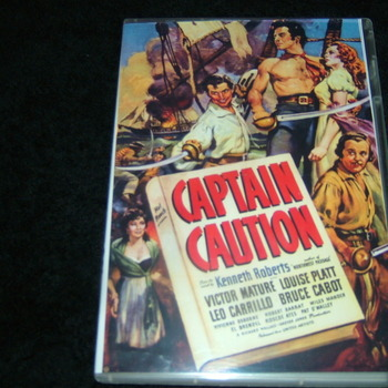 CAPTAIN CAUTION 1940 DVD