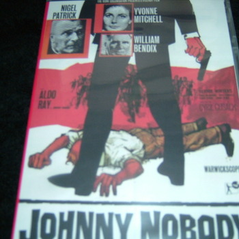 JOHNNY NOBODY