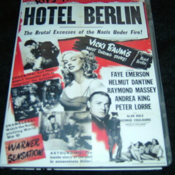 HOTEL BERLIN 1945 DVD