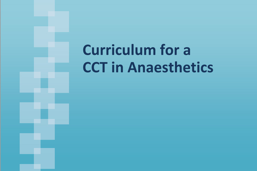 Anaesthetic Curriculum