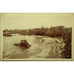 1948 Tenby North Beach Real Photo Postcard