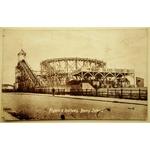 Figure 8 Railway Barry Island 1915 Real Photo Postcard
