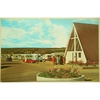 Trecco Bay Church Porthcawl 1966 Postcard