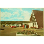 Trecco Bay Church Porthcawl 1966 Postcard
