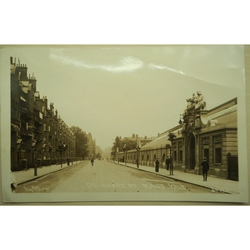 Delaware Road Maida Vale Early 1900s Real Photo Postcard