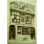Neptune Inn, Ipswich Old Postcard