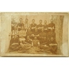 WWI Postcard, Physical & Bayonet Training School 5 section, 23rd course