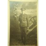 WWI Unknown Soldier Postcard