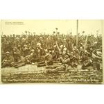 Northumberland Fusiliers St Eloi Postcard