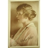 Gladys Cooper, 1918 Handpainted Photo Postcard