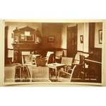 TGWU Littleport Convalescent Home Day Room Photo Postcard
