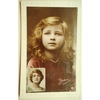 Gladys Cooper & Daughter Joan C1916 Photo Postcard