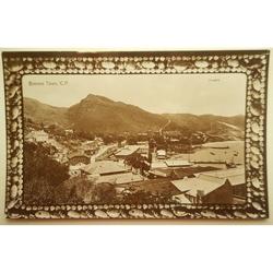 Simon's Town Old Photo Postcard