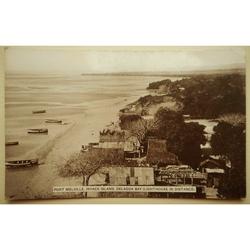 Port Melville, Inyack Island Old Photo Postcard