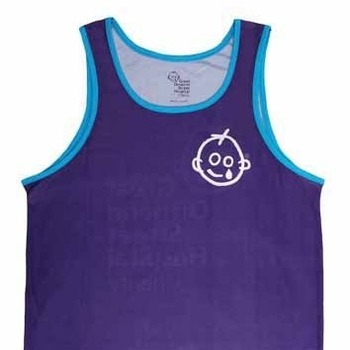 Dye sublimation Running vests