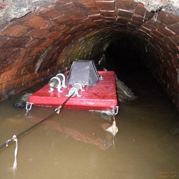 CCTV Raft Survey