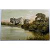 Carew Castle 1905 Postcard